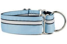Want to make your walks a little easier? A martingale dog collar is the way to go! It offers additional control for that pull on the leash. Custom Dog Tags, Martingale Dog Collar, Handmade Dog Collars, Dog Collars & Leashes, Blue Dog, Collar And Leash, Whippet, Dog Accessories