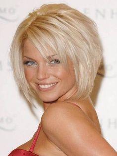 лесенка стрижка на средние волосы - Поиск в Google