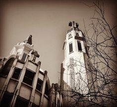 #Vichy #eglisestblaise #architecture #jemesenstoutpetit