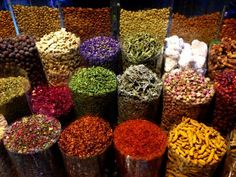 @Bochic #jewelry color inspiration #spice souk #Dubai