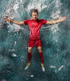 Bayern Munich and Real Madrid will wear one-off kits made from recycled plastic for  games...