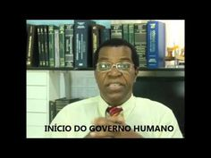 O Início do Governo Humano - Dr. Adaylton Almeida - EBDWeb