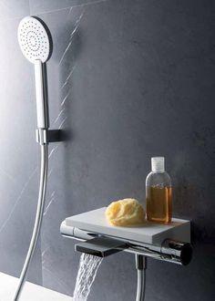 샤워 믹서 / 욕실 용 / 벽걸이 / 크롬 도금 사용할 메탈 SA 73106 CR by Itamar Harari ALPI SPA