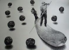 www.riverocintra.com  #art #arte #contemporaryart #pintura  #fineart #wallart #gallery #modernart #painting #artoftheday