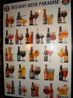 De paseo por Bélgica para conocer las Cervezas Belgas