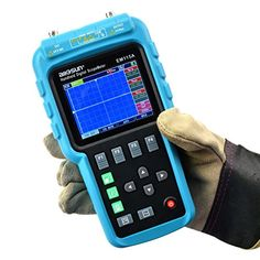 The 5 Best Portable & Handheld Oscilloscopes   In contrast to traditional oscilloscopes, portable & handheld oscilloscopes are equipped with built-in batteries. This means that they can work without an external power supply, making them convenient for field applications. Many users describe using these handheld scopes in conjunction with more robust benchtop oscilloscope. Read more: http://www.top5reviewed.com/the-5-best-portable-handheld-oscilloscopes/