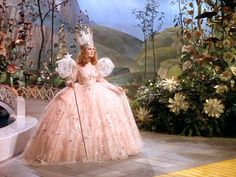 Glenda the good Witch.
