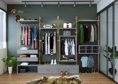 Tủ áo Six Hotel, Wardrobe Rack, Concept, Furniture, Home Decor, Decoration Home, Room Decor, Home Furnishings, Home Interior Design