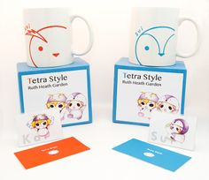 New mug has been released! (Kai and Sui)