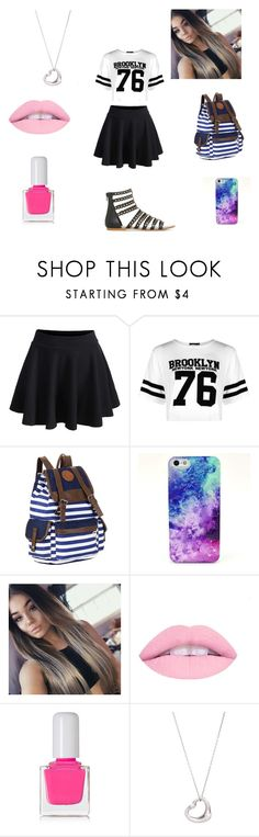 """""""moda exterior"""" by gabriela-valentina-gs on Polyvore featuring WithChic, Boohoo, tenoverten y Tiffany & Co."""