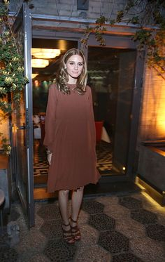 Olivia Palermo - Tommy Hilfiger hosts an intimate dinner in celebration of 30th anniversary #TommyChina