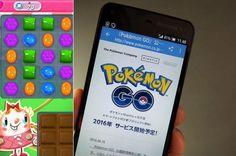 ¡Pokémon GO ya superó a Candy Crush en usuarios activos!