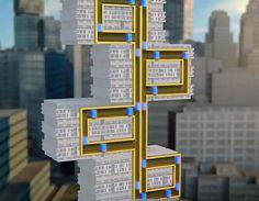Elevadores sem Cabos Capazes de Deslocação Horizontal Poderão Ser o Futuro do Transporte em Edifícios de Grande Altura