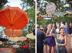 amazing circus wedding