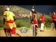 Kenya's Maasai Cricket Warriors.