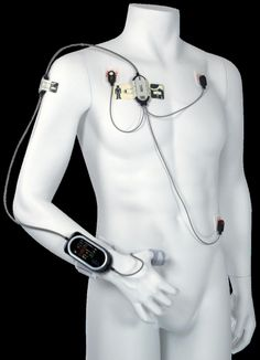 Wearable ViSi Mobile System lets doctors wirelessly monitor patients