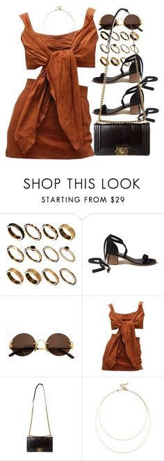 """""""Untitled #10446"""" by nikka-phillips ❤ liked on Polyvore featuring ASOS, Hollister Co., Cartier, Vivienne Westwood, Chanel and Sole Society"""