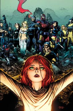 X-Men: The Second Coming #1