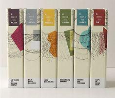香水系列包裝設計   MyDesy 淘靈感