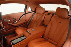Brabus Prices Maybach-Based Rocket 900 At Maybach Car, Mercedes Maybach, Daimler Ag, Thing 1, Seat Covers, Amazing Cars, Luxury Cars, Car Seats, Upholstery