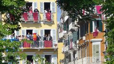Cooking Adventures - Greek Easter in Corfu: May 3rd to May 10th 2013