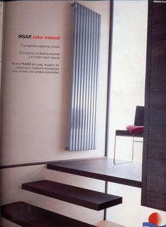 Mod_PIANO de Irsap radiadores ecologicos