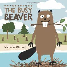 Mature euro bushy beaver