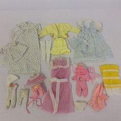 Vintage Mattel 1984 The Heart Family Doll Figure Clothing for Mum Girl Kid   0.99+5.95 listed