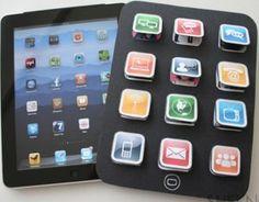 """Babalara özel: Ha """"iPad"""" Ha """"iDad"""" 😊 - KENDİN YAP, ÖĞREN, EĞLEN!"""