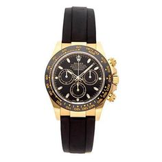 241371e3a2ce Rolex Daytona Mechanical (Automatic) Black Dial Mens Watch 116518LN  (Certified Pre-Owned