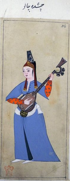 1620-Turkey-British Library. It looks very much like Claes Rålambs Costume book (Pharyah)