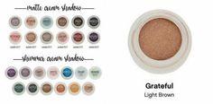 New splurge cream in light brown called Grateful!! #younique #creamshadow #shimmer www.valeriegranados.com