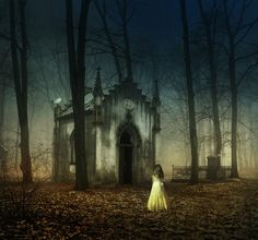 """""""Cementary Girl.. """"who is she dreaming of?""""... <3"""