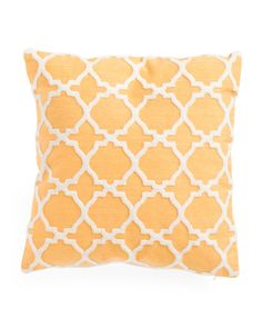Made+In+India+19x19+Embroidered+Tile+Pattern+Pillow