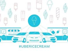 Ice cream headache for Uber in free ice cream promotion - CNET