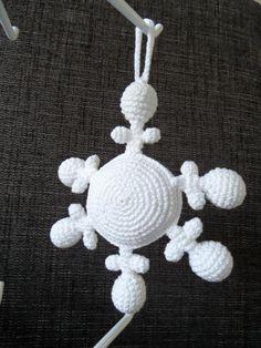 Sneeuwster - made by Boukje november 2012