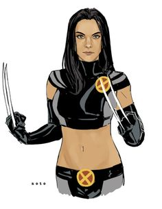 Jaimie Alexander as one of my favourite comic book characters. *swoon*