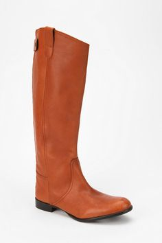 BDG Tall Leather Boot