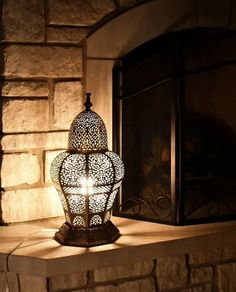 Transform your home with Moroccan lights - pendant lights, table lamps, sconces and floor lamps. We ship worldwide from Chicago. Shop now! Moroccan Table Lamp, Moroccan Lighting, Moroccan Lanterns, Table Lamps, Moroccan Bedroom, Moroccan Interiors, Moroccan Decor, Antique Light Fixtures, Antique Lighting