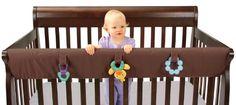 Leachco Easy Teether XL - Crib Rail Cover For Convertible Cribs - Chocolate Leachco http://www.amazon.com/dp/B004A5I6QQ/ref=cm_sw_r_pi_dp_AeNbub1FRYH67