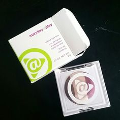 May Kay at Play Baked Eyeshadow Trio This listing is for a Mary Kay at Play Baked Eyeshadow Trio. The colors are gorgeous and this is %100 authentic! It lasts forever and is very shimmery.  Thanks for looking! Mary Kay Makeup Eyeshadow