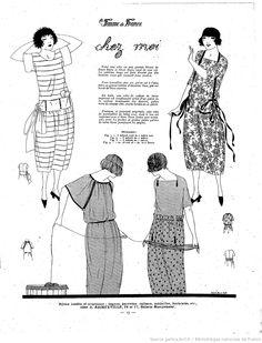 La Femme de France 1921/04/03