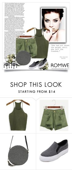 """5/5#romwe"" by fatimka-becirovic ❤ liked on Polyvore"