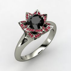 I created this one at GEMVARA.COM.  I'm in love with it.