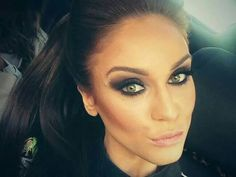 Vicky Pattison, Geordie Shore- loce love love her makeup