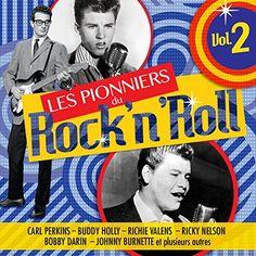 Les Pionniers Du Rock N Roll Vol 2 - Les Pionniers Du Rock N Roll Vol 2