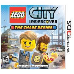 Buy a used LEGO City Undercover The Chase Begins Nintendo Game. ✅Compare prices by UK Leading retailers that sells ⭐Used LEGO City Undercover The Chase Begins Nintendo Game for cheap prices. Toys R Us, Jeux Nintendo 3ds, Buy Nintendo, Nintendo Switch, Lego City Undercover, Mode 3d, Van Lego, Crime, Wii U Games