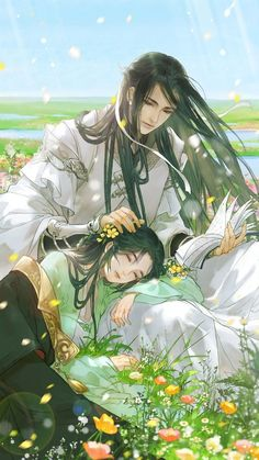Romantic Anime Couples, Fantasy Couples, Cute Anime Couples, Couple Anime Manga, Anime Love Couple, Couple Art, Art Anime Fille, Anime Art Girl, Anime Drawings Sketches