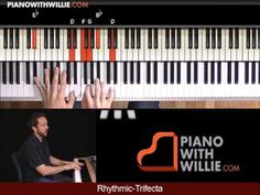 Learn to use rhythm to improve your piano playing