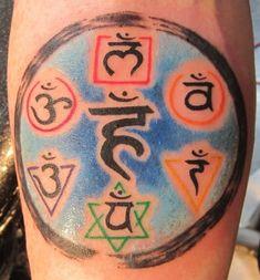 New Yoga Tattoo